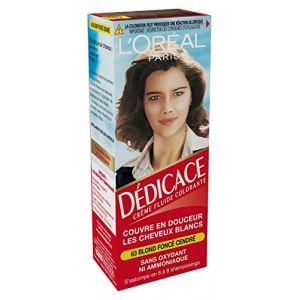 L'Oréal Dédicace Blondes 63 Blond Foncé Cendré