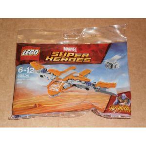Lego 30525 - Marvel Super Heroes : Le Vaisseau Des Gardiens Polybag