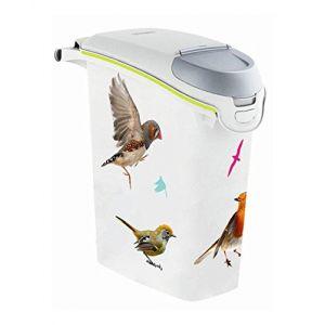 Curver Conteneur 23 litres pour oiseau