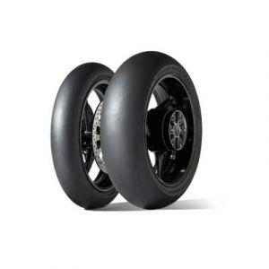 Dunlop Sportmax GP Racer D212 Slick E ( 200/55 R17 TL NHS, roue arrière )