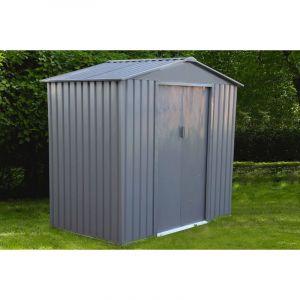 Chalet et Jardin Abri en métal - 2,7 m² - CHALET & JARDIN