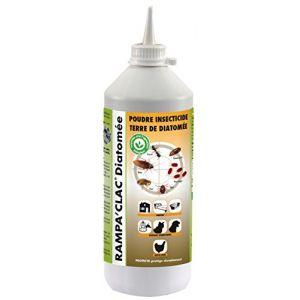 RAMPA'CLAC Pulvérisateur anti-acarien et mites (500 ml)