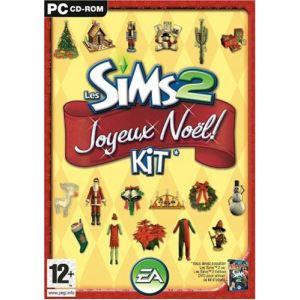 Les Sims 2 : Kit Joyeux Noël - Extension du jeu [PC]