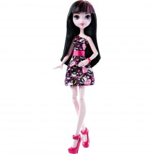 Mattel Poupée Monster High Draculaura