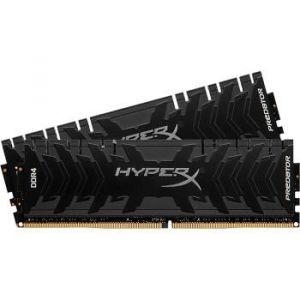 Kingston HX436C17PB3K2/16 - HyperX Predator Noir 16 Go (2x8Go) 3600MHz DDR4 CL17