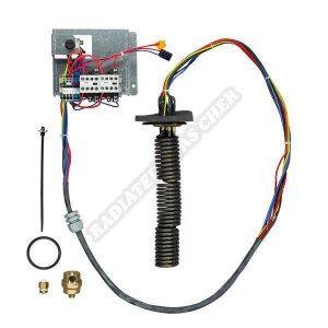 Atlantic Résistance électrique pour appoint pompe à chaleur. ajustable 3 ou 6 kW Réf. 073985