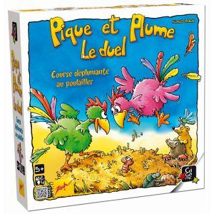 Gigamic Pique Plume : Le Duel
