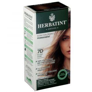 Herbatint Crème coloration blond doré 07 D