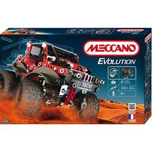 Meccano 866200 - Evolution : 4 x 4