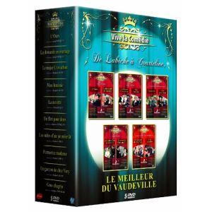 Coffret Vive la comédie - Volume 2 - 10 titres