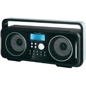 Audiosonic RD-1556 - Poste radio MP3 avec port USB