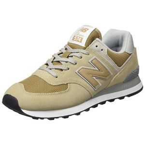 New Balance ML574EBE, Baskets Homme, Multicolore (Hemp/ML574EBE), 41.5 EU