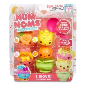 Splash Toys Num Noms 1 Nom motorisé + 3 Nums (modèle aléatoire)
