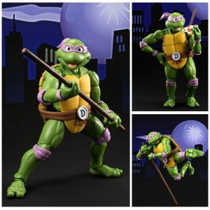 Bandai Figurine TMNT Tortues Ninja Donatello