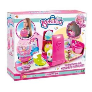 Giochi Preziosi Kekilou Surprise - K-Party Bag (Aire de jeu + 1 mini sac)