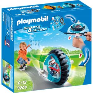 Playmobil 9204 Sports & Action - Toupie bleue