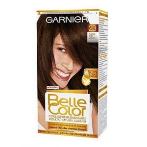 Garnier Belle Color - Coloration permanente 23 Châtain doré naturel