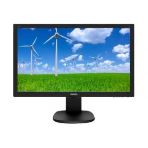 Philips S-line 243S5LHMB - Ecran LED Full HD (1080p) 24""