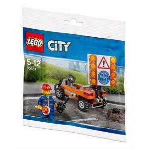 Lego 30357 - City : Les travaux routiers
