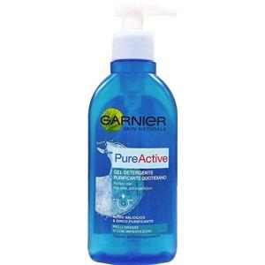 Garnier Skin Active Gel Detergente Purificante Quotidiano Pure Active - 200 ml