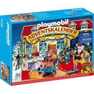 Playmobil Calendrier de l'Avent boutique des jouets 70188