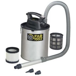 Far Tools AMF 11 - Aspirateur vide cendres motorisé
