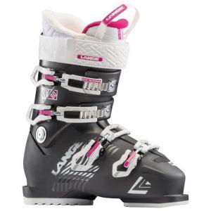 Langé Chaussures de ski Chaussures De Ski Sx 80 W Anthracite Magenta Gris - Taille 25 1/2,23 1/3