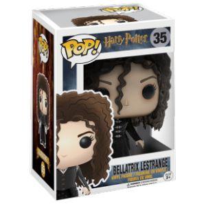 Funko Pop! Bellatrix - Figurine Harry Potter