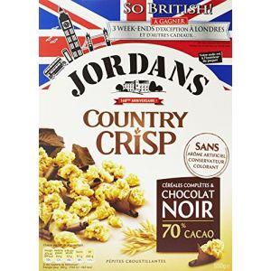 Jordans Céréales au chocolat noir