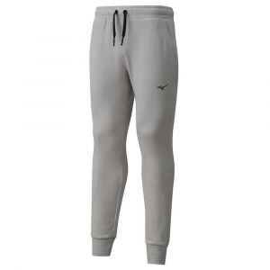 Mizuno Pantalons Rib - Grey Melange - Taille M