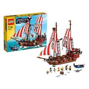 Lego 70413 - Pirates : Le bateau pirate