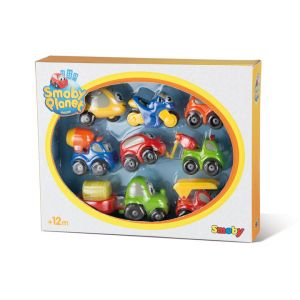 Smoby Coffret collector Vroom Planet