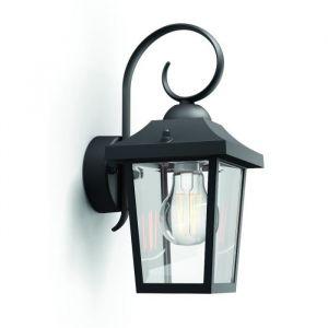 Philips Luminaire Extérieur - Black Edition - Applique murale Buzzard