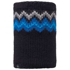 Buff Knitted & Polar Neckwarmer Danke black