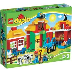 Duplo 10525 - Ville : La grande ferme