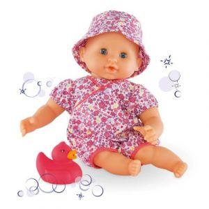Corolle Poupon Mon premier bébé bain 1001 Fleurs