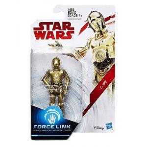 Hasbro Star Wars Episode VIII - Figurine 10 cm Héros 2 - C-3PO (C1537)