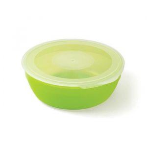 Plastorex Boîte de conservation micro-ondable 60 cl polypropylène