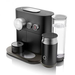 Krups XN6018-Nespresso Expert & Milk connectée