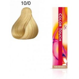 Wella Color Touch Pure Naturals 10.0 Blond très clair éclaircissant