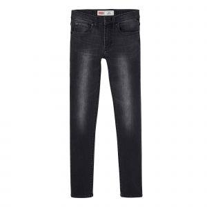 Levi's Kids NN22077 02 Trousers, Jeans Garçon, Noir (Black 02), 12 Ans (Taille Fabricant:12Y)