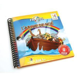 SmartGames L'arche de Noé : jeu de voyage magnétique