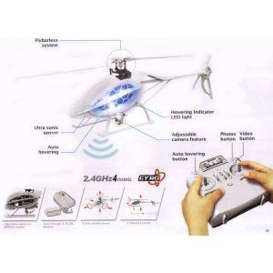 Silverlit Hélicoptère radiocommandé Phoenix Vision