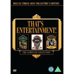 Coffret That's Entertainment - Parties 1 à 3