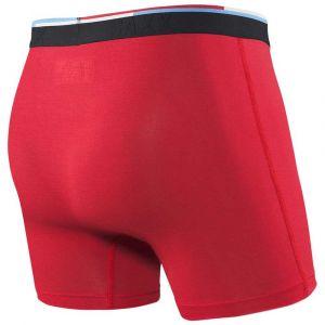 Saxx Underwear Vêtements intérieurs Vibe - Red - Taille S
