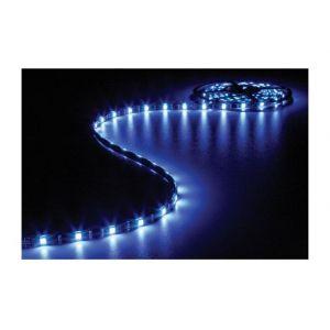 Velleman Fléxible à LED étanche bleu 150 LED 5m