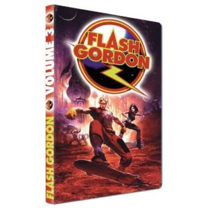 Flash Gordon - Volume 3 (Dessin animé)