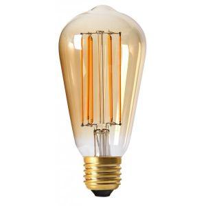 Girard sudron Edison Lampe de fil LED, 2 W, E27 Ambre, 2100 K GS 715992