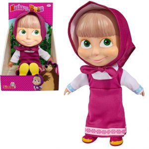Simba Toys Poupée Soft Masha (23 cm)