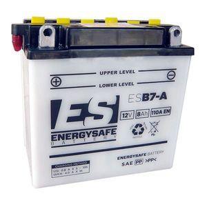 EnergySafe Batterie YB7-A avec acide
